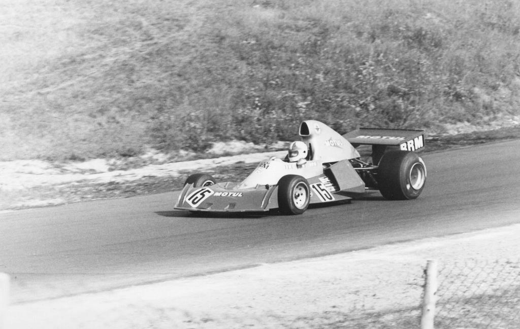 Chris Amon (Canada 1974) by F1-history