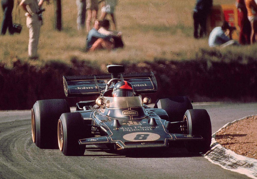 Emerson Fittipaldi (South Africa 1972) By F1-history On
