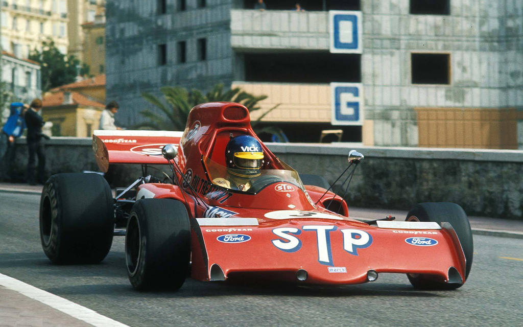 Ronnie Peterson Monaco 1972 By F1 History On Deviantart