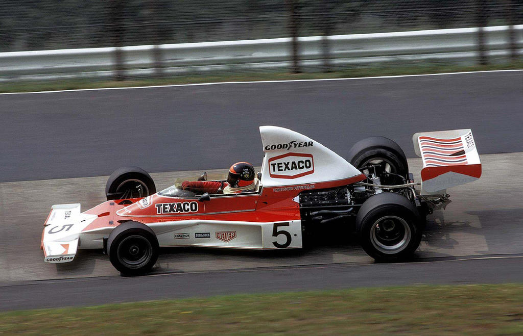 Emerson Fittipaldi (Germany 1974) By F1-history On DeviantArt