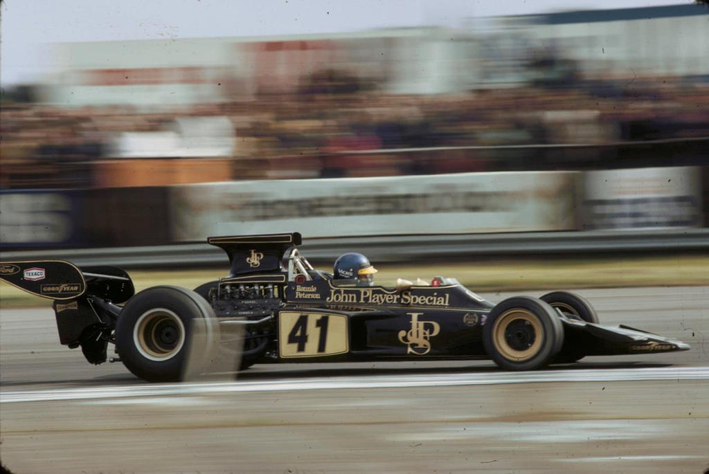 Ronnie Peterson (Great Britain 1973) by F1-history