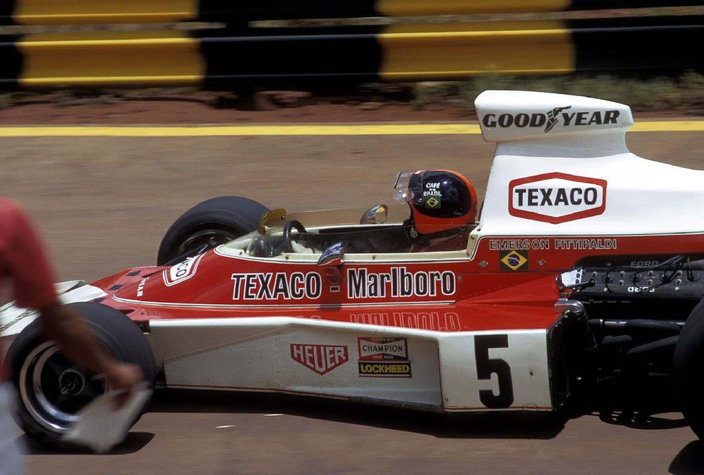 Emerson Fittipaldi (1974) by F1-history