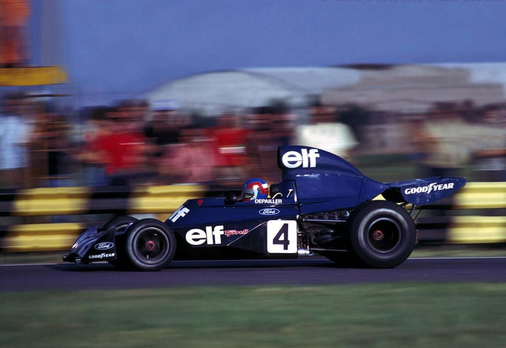 Patrick Depailler (Argentine 1974) by F1-history
