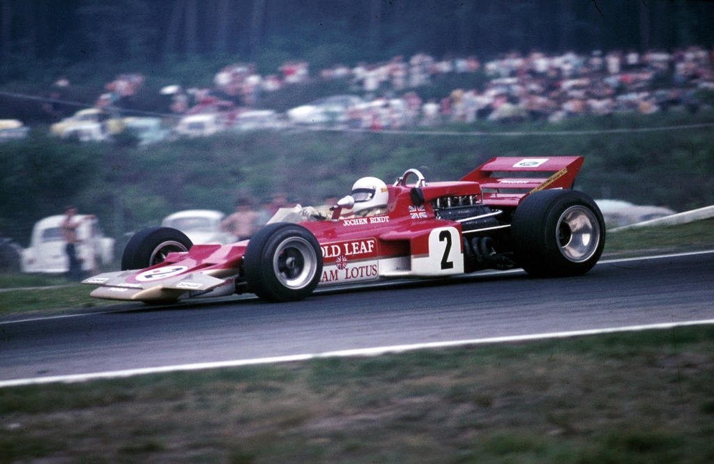 Jochen Rindt (Germany 1970) by F1-history