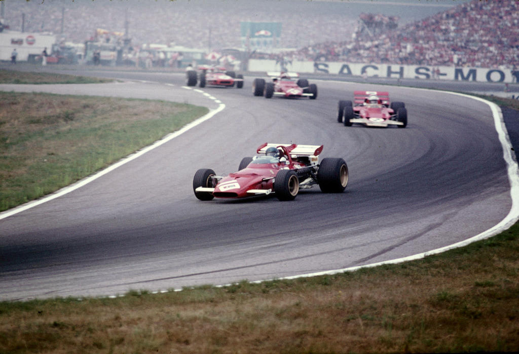 1970 German Grand Prix By F1 History On Deviantart
