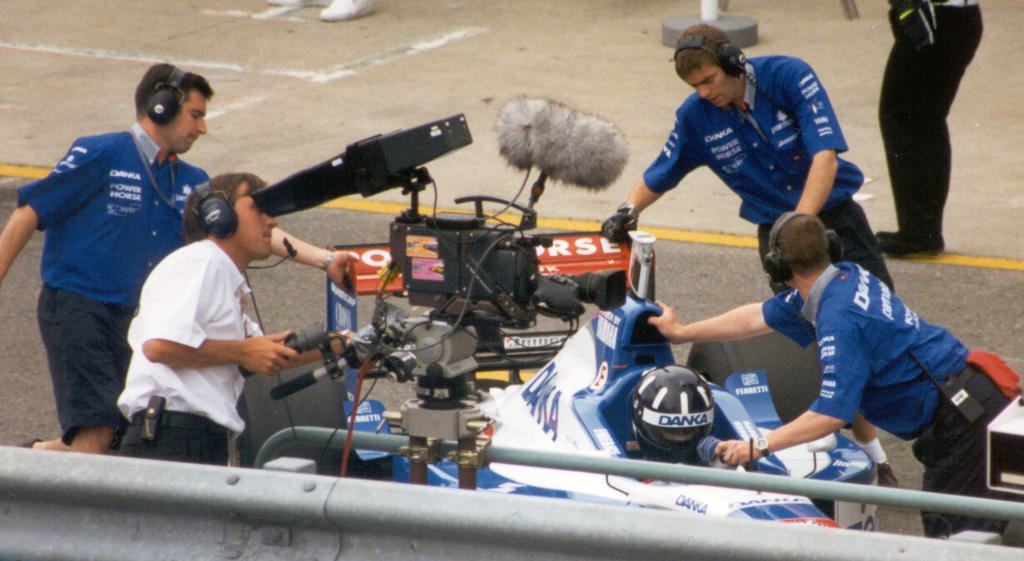 Damon hill canada 1997 by f1 history on deviantart for Domon canada