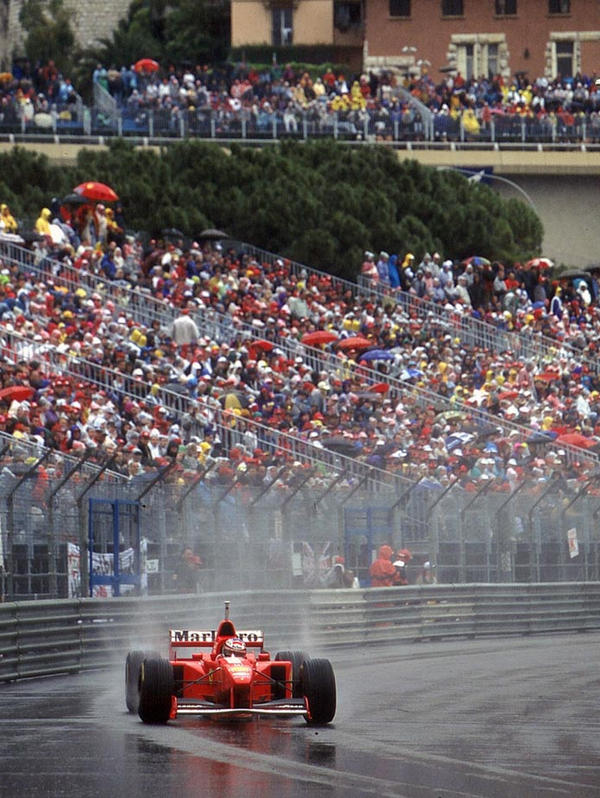 Michael Schumacher (Monaco 1997) by F1-history