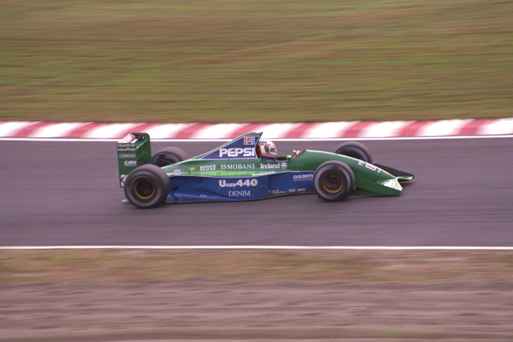Andrea de Cesaris (Japan 1991) by F1-history