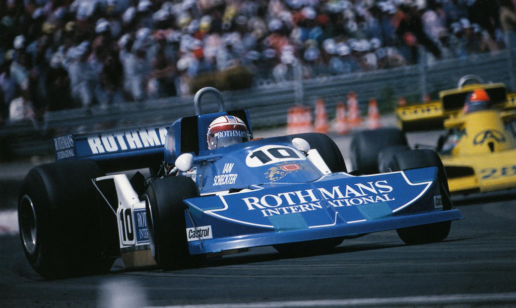 Ian Scheckter (France 1977) by F1-history