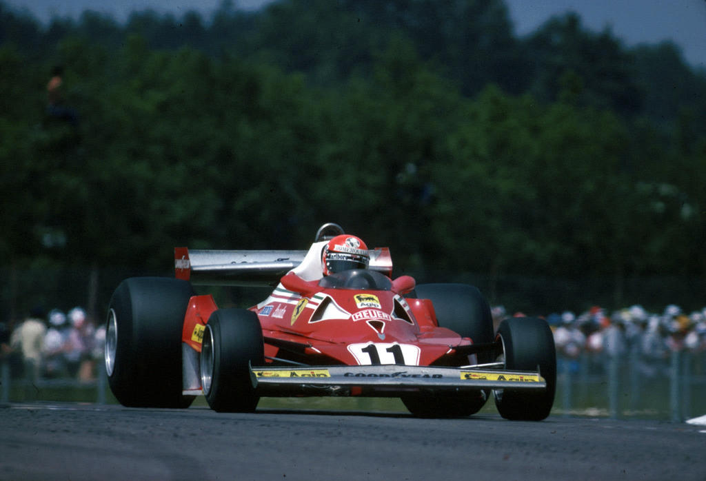 Niki Lauda (France 1977) by F1-history