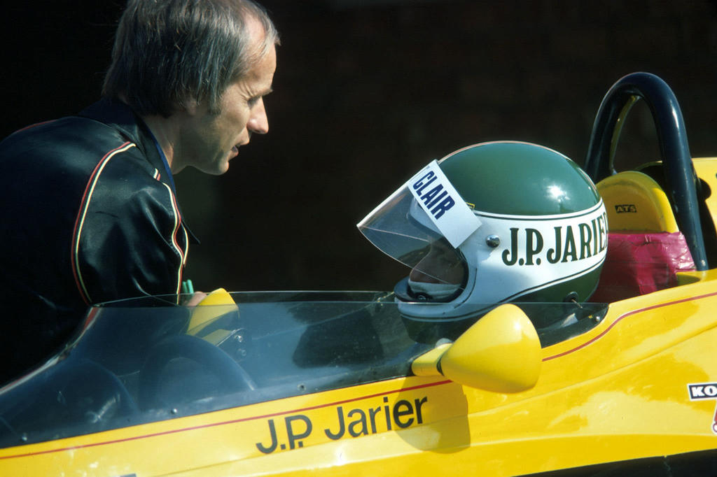 Jean-Pierre Jarier (Italy 1977) by F1-history on DeviantArt