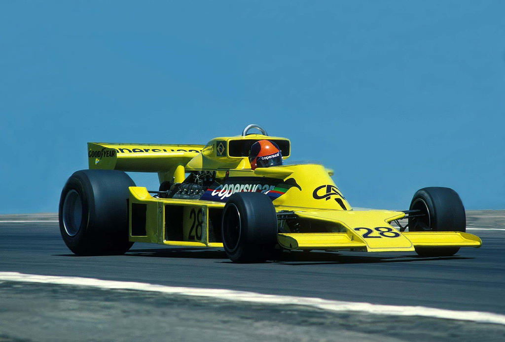 Emerson Fittipaldi (Spain 1977) By F1-history On DeviantArt