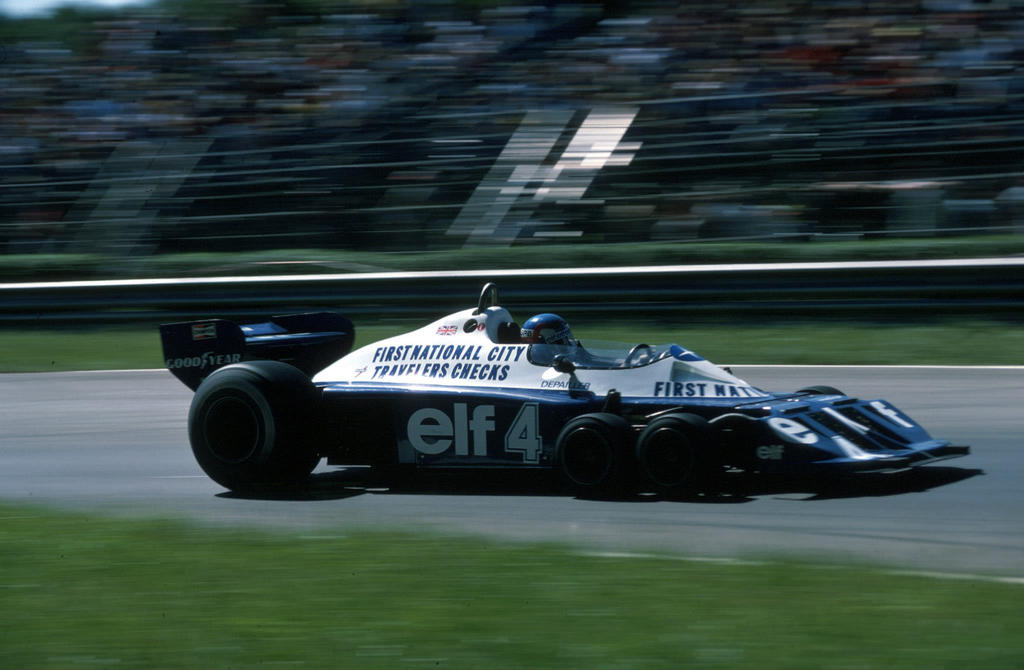 Patrick Depailler (Italy 1977) by F1-history