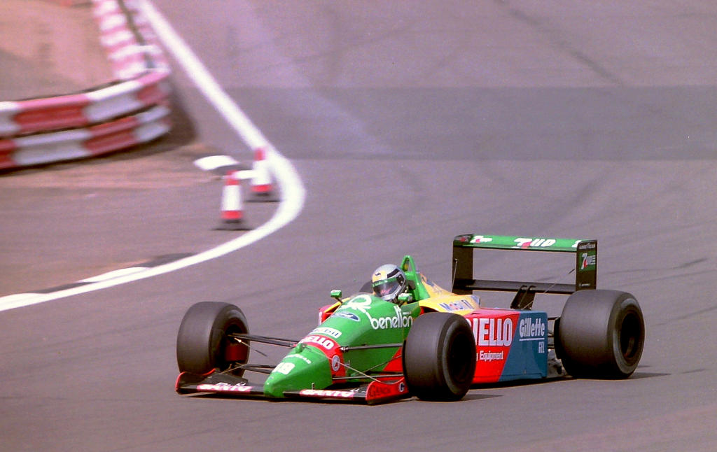 Alessandro Nannini (Great Britain 1989) by F1-history