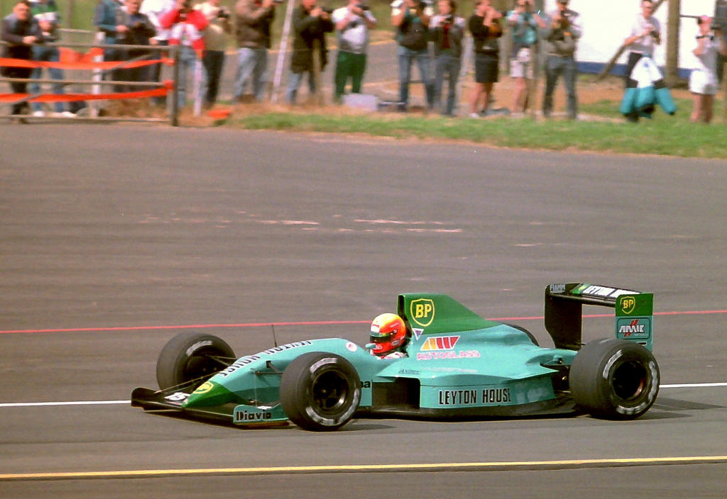 Mauricio Gugelmin (Great Britain 1989) by F1-history