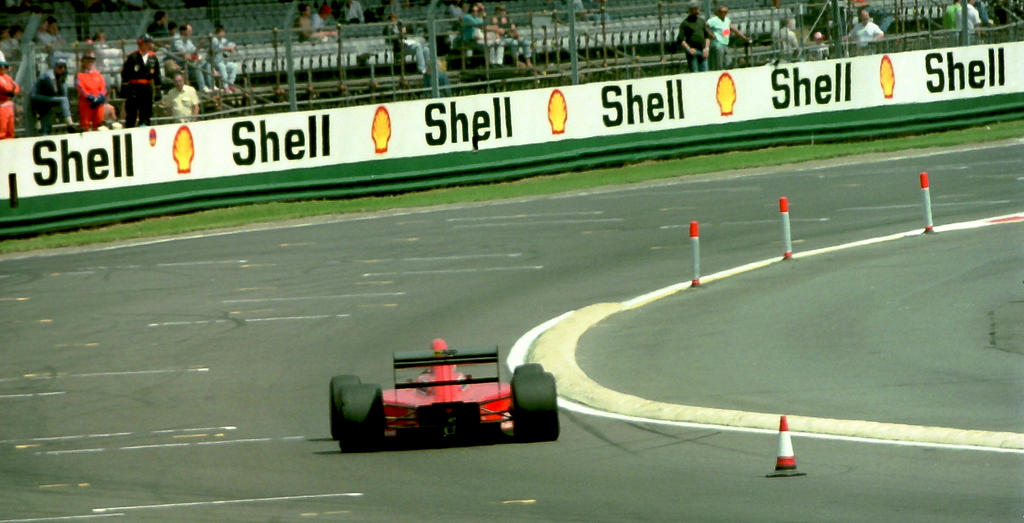 Ferrari 640 (Great Britain 1989) by F1-history