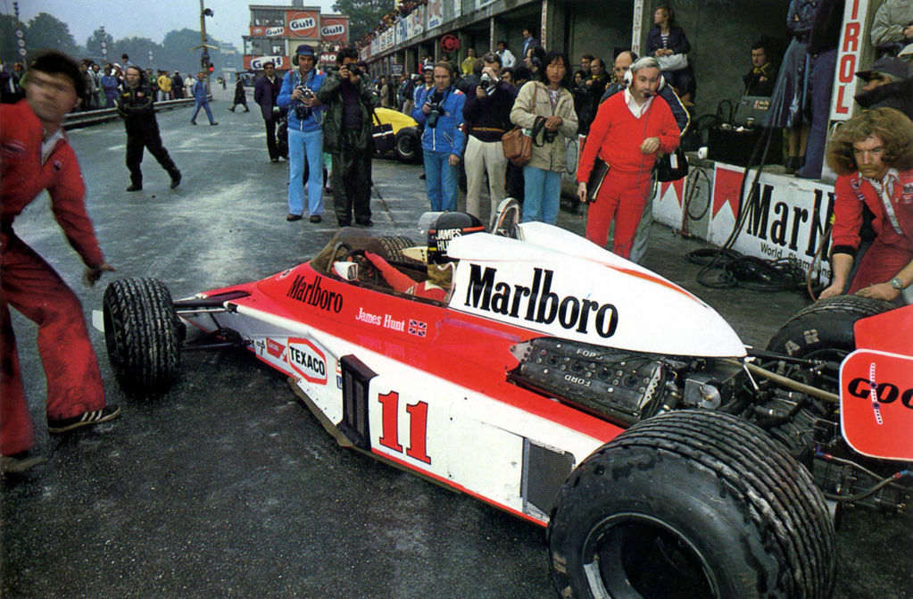 James Hunt Italy 1976 By F1 History On Deviantart