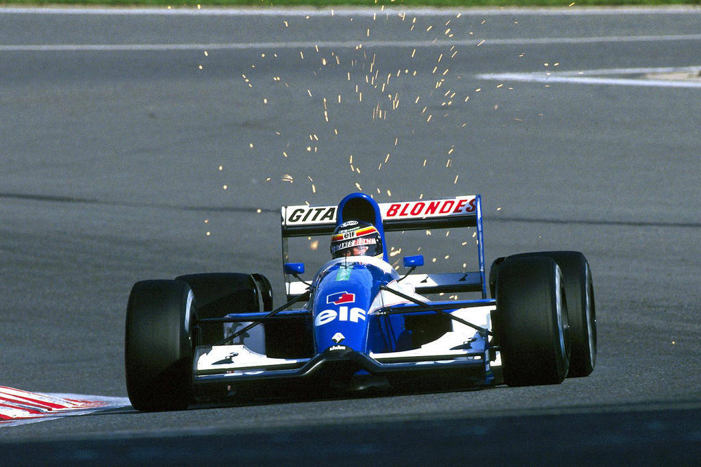 Thierry Boutsen (1992) by F1-history on DeviantArt: f1-history.deviantart.com/art/Thierry-Boutsen-1992-428517997