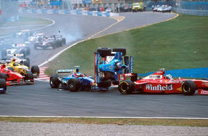 1998 Canadian Grand Prix Start by F1-history