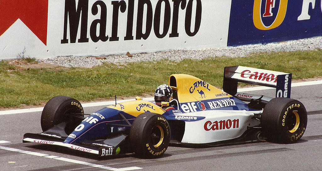 Damon Hill Spain 1993 By F1 History On Deviantart HD Wallpapers Download free images and photos [musssic.tk]