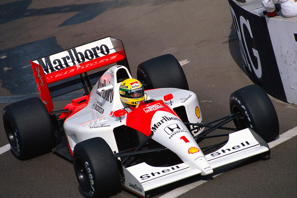 Ayrton Senna United States 1991 By F1 History On Deviantart