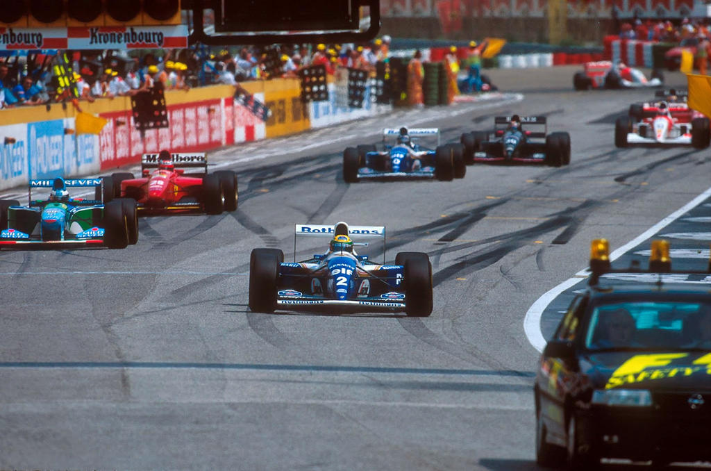 1994 San Marino Grand Prix By F1 History On Deviantart