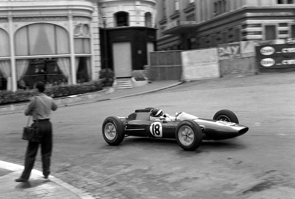 Jim Clark Monaco 1962 By F1 History On Deviantart