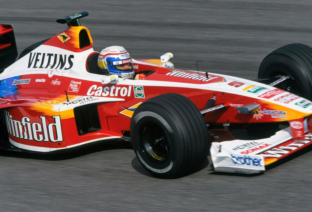 Alex Zanardi Spain 1999 By F1 History On Deviantart