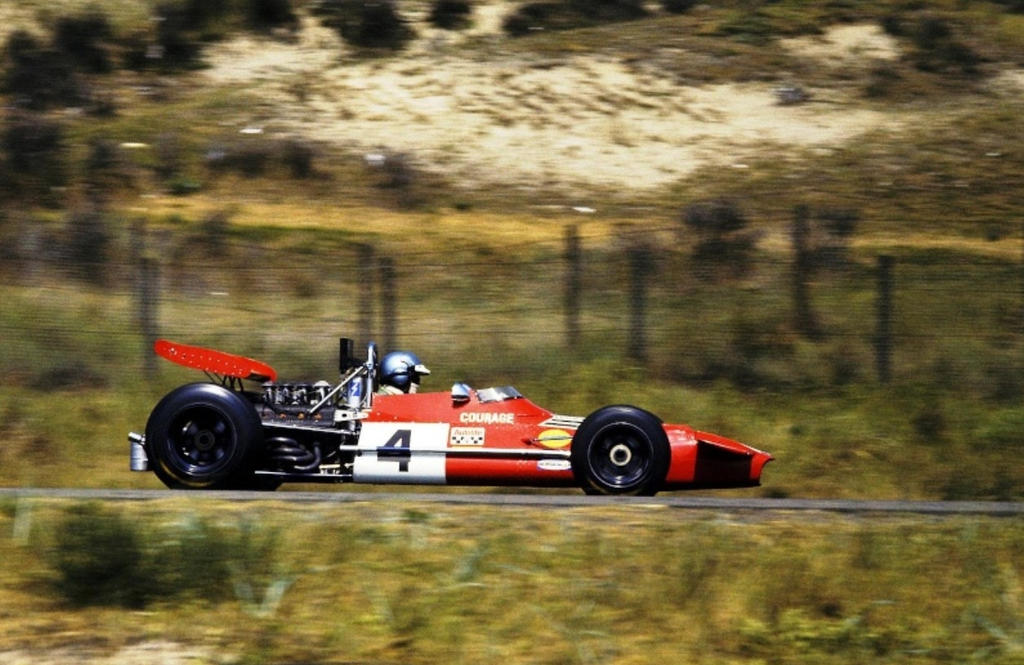 Piers Courage Netherlands 1970 By F1 History On Deviantart