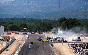 1989 French Grand Prix Start by F1-history