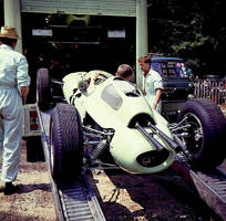 Lotus 24 (France 1962) by F1-history