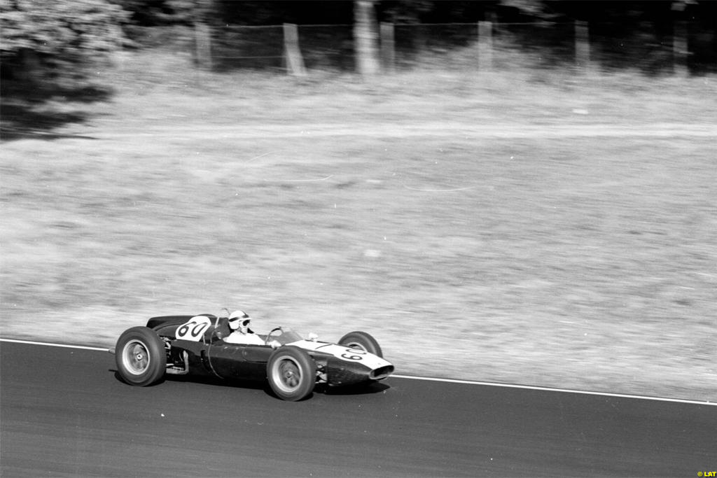 Jackie Lewis Italy 1961 By F1 History On Deviantart