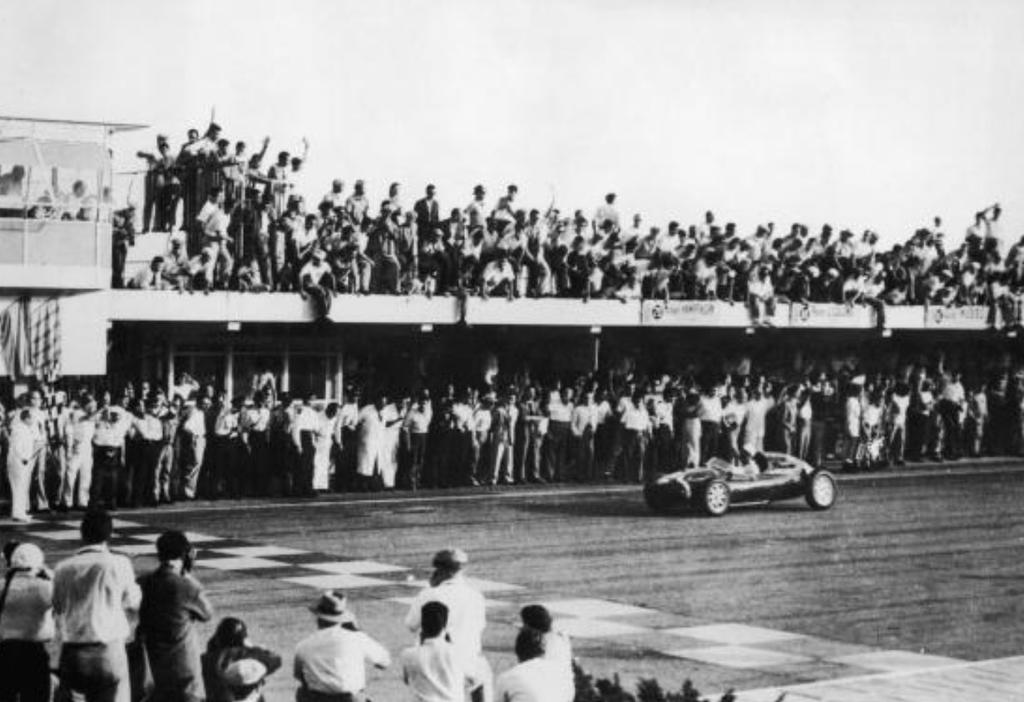 Stirling Moss (Argentine 1960) by F1-history