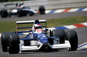 Jean Alesi (Germany 1990) by F1-history