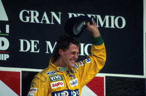 Michael Schumacher (Mexico 1992) by F1-history