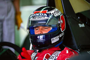 Gerhard Berger (Canada 1990) by F1-history