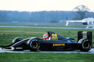 John Watson (1991 Great Britain Test Session) by F1-history