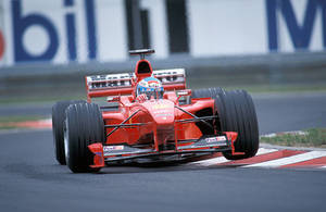 Mika Salo (1999) by F1-history