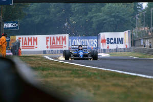 Thierry Boutsen (Italy 1991) by F1-history
