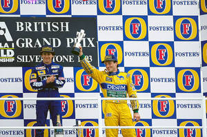 A. Prost | R. Patrese (Great Britain 1993) by F1-history