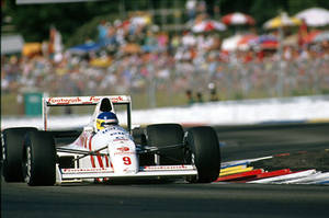 Michele Alboreto (France 1993) by F1-history