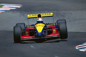 Philippe Alliot (Germany 1993) by F1-history