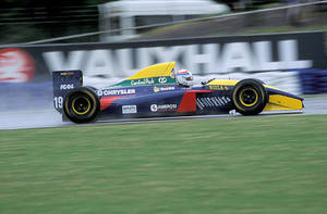 Philippe Alliot (Great Britain 1993) by F1-history