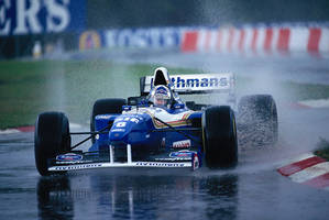 David Coulthard (Argentine 1995) by F1-history