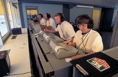 Timekeepers' Room (Germany 1995) by F1-history