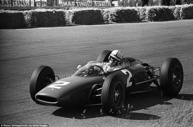 John Surtees (Netherlands 1963) by F1-history