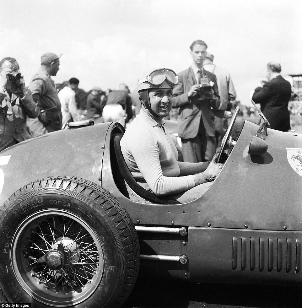 Alberto Ascari (Great Britain 1953) By F1-history On