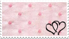 Swiss Dots Stamp #2 by Dolly-Boo
