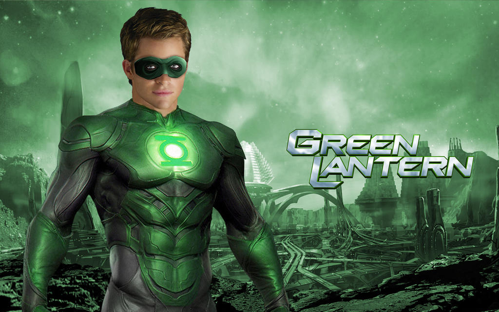New Green Lantern Movie Wallpaper By Rated R4 Ryan