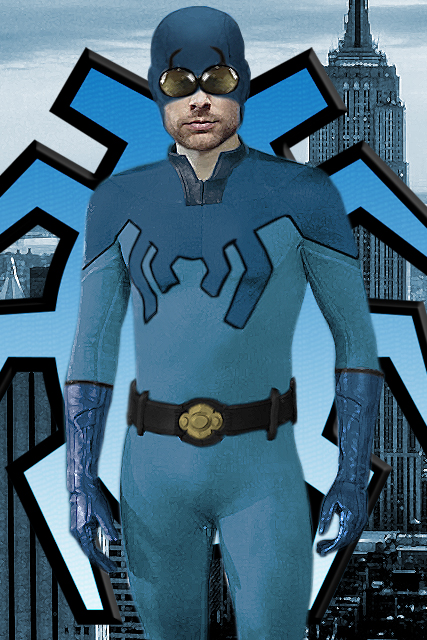 Ted Kord Blue Beetle by Rated-R4-Ryan